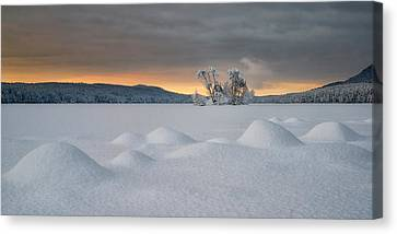 After The Storm Canvas Print by Darylann Leonard Photography