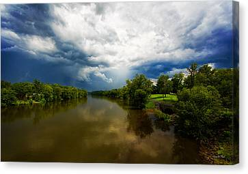 After The Storm Canvas Print by Everet Regal