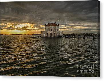 After The Storm Canvas Print by Giovanni Chianese