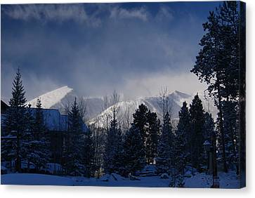 After The Storm Canvas Print by Michael J Bauer