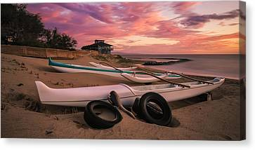 After The Storm Canvas Print by Hawaii  Fine Art Photography