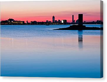 Canvas Print - After The Sunset by Lee Costa
