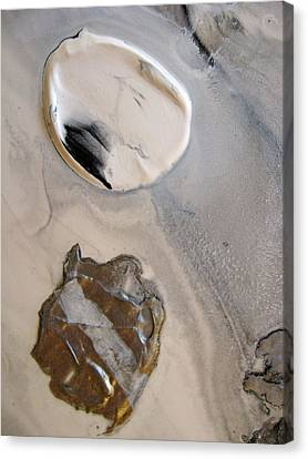 Agate Beach Canvas Print