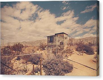 Pueblo Canvas Print - Ageless by Laurie Search