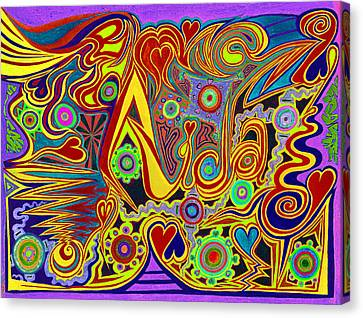 Aida 6  Canvas Print by Kenneth James