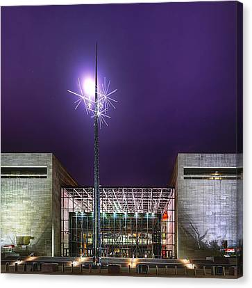 Educational Canvas Print - Air And Space Museum by Metro DC Photography