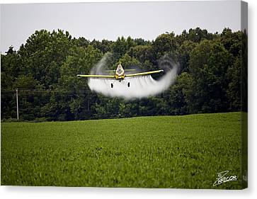 Air Tractor Canvas Print