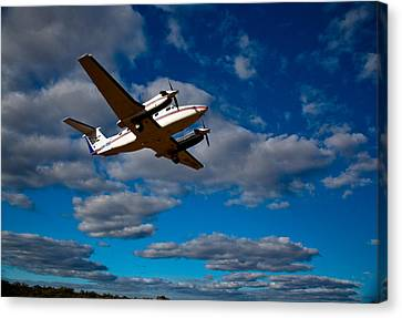 Airborne Doctors Canvas Print