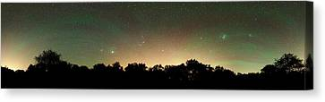 Airglow Canvas Print by Luis Argerich