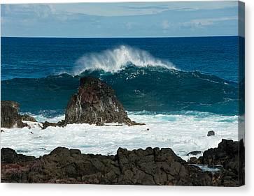 Akahange Wave Canvas Print