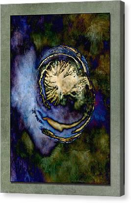 Akimbo Canvas Print