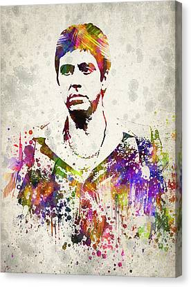 Al Pacino Canvas Print by Aged Pixel