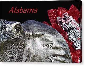Alabama Canvas Print by Kathy Clark