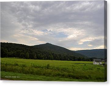 Alabama Mountains 2 Canvas Print