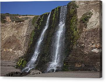 Alamere Falls Three Canvas Print by Garry Gay