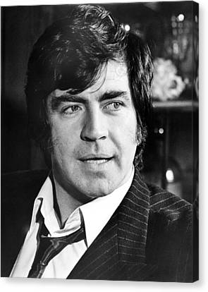 Alan Bates In In Celebration  Canvas Print