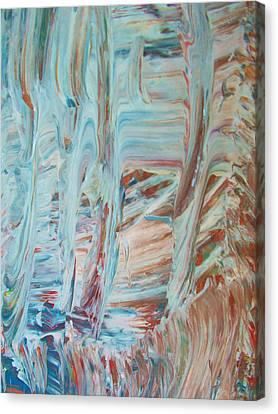 Alaska Canvas Print by Artist Ai