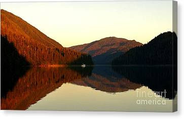 Alaskan Anchorage Canvas Print