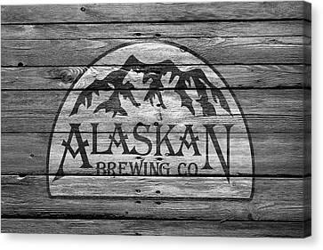Alaskan Brewing Canvas Print