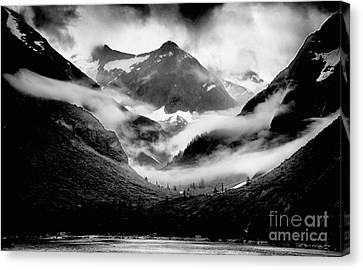 Alaskan Country Side Canvas Print