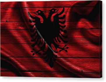 Albania Canvas Print by Joe Hamilton