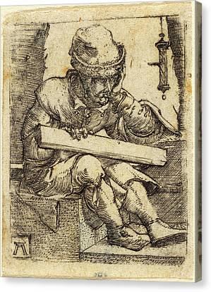 Albrecht Altdorfer German, 1480 Or Before - 1538 Canvas Print
