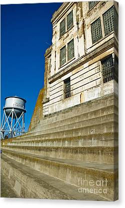 Alcatraz Canvas Print by Micah May