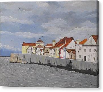 Alcochete Canvas Print