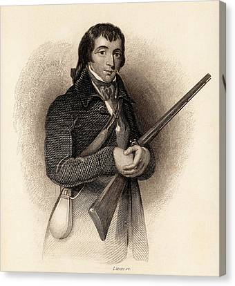 Alexander Wilson Canvas Print