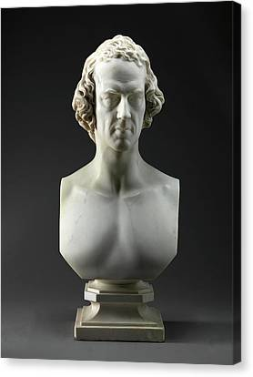 Alfred, Lord Tennyson Canvas Print