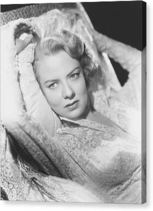 Alias Nick Beal, Audrey Totter, 1949 Canvas Print by Everett