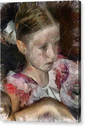 Alice Redemption Canvas Print