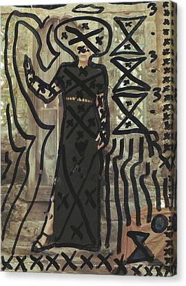 21st Century Canvas Print - Alien Prophet Standing by Edward X