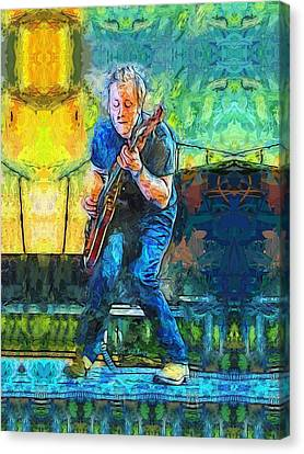 aLive in Austin #36A Canvas Print