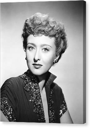 1950 Movies Canvas Print - All About Eve, Celeste Holm, 1950. Tm & by Everett