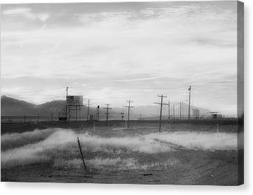 All American Landscape Canvas Print by Hugh Smith