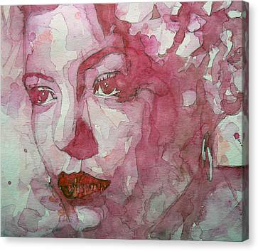 All Of Me Canvas Print by Paul Lovering