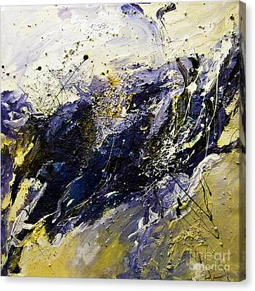 All Or Nothing Canvas Print by Ismeta Gruenwald
