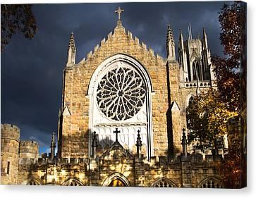 All Saints' Chapel Canvas Print