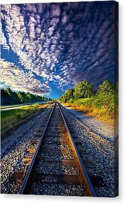All The Way Home Canvas Print by Phil Koch