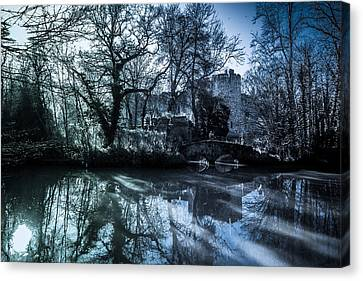 Canvas Print - Allington Castle by Dawn OConnor