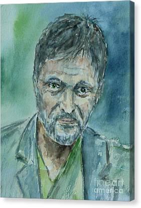 Almo Canvas Print