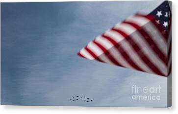 Canvas Print featuring the photograph Almost Home by Angela DeFrias