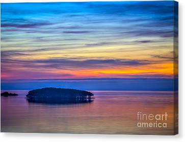 Almost Infinity Canvas Print by Marvin Spates