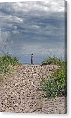 Almost There Canvas Print by Skip Willits