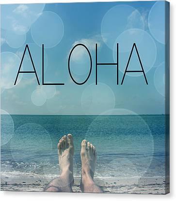 Aloha  Canvas Print by Mark Ashkenazi