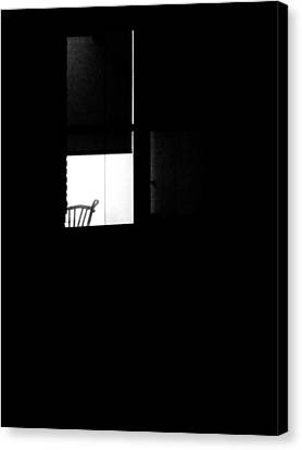 Alone Canvas Print by Newel Hunter