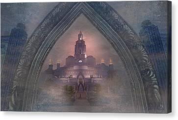 Alqualonde Castle Canvas Print