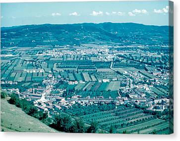 Alta Cicchato Italy 1962 Canvas Print by Cumberland Warden