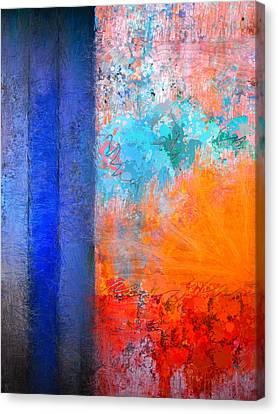 Alternate Sunrise Canvas Print